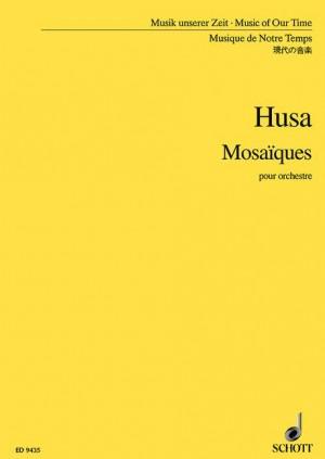 Husa, K: Mosaïques