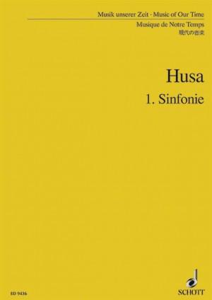 Husa, K: 1. Symphony