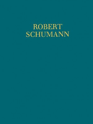 Schumann, R: Robert Schumann - Thematic-Bibliographical Catalogue of the Works