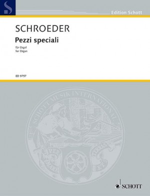 Schroeder, H: Pezzi speciali Product Image