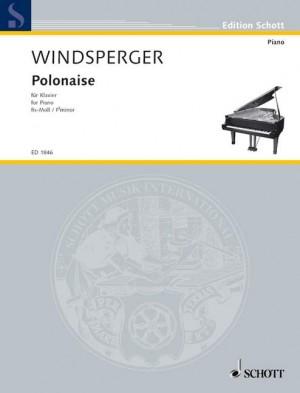 Windsperger, L: Polonaise F sharp Minor