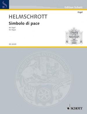 Helmschrott, R M: Simbolo di pace