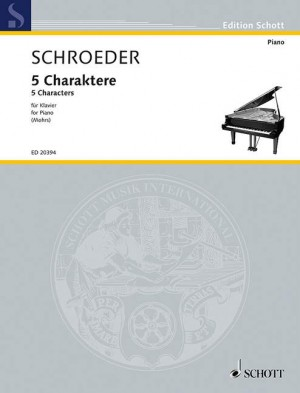 Schroeder, H: 5 Characters