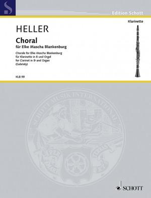 Heller, B: Choral