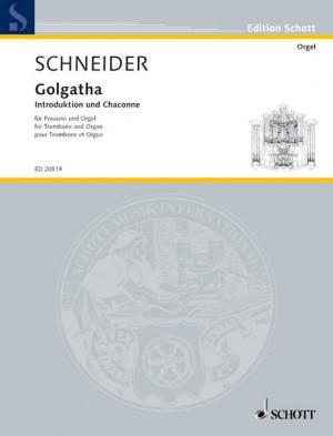 Schneider, E: Golgatha