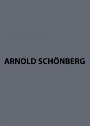 Schoenberg, A: Kammersymphonien Serie B: IV Orchestermusik - Band 11,3