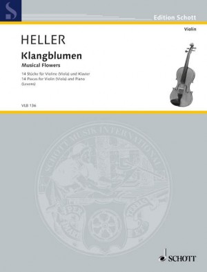 Heller, B: Musical Flowers (Klangblumen)