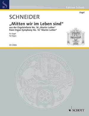 Schneider, E: In the very midst of life