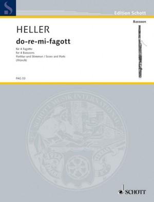 Heller, B: do-re-mi-fagott
