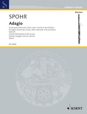 Spohr, L: Adagio WoO 35