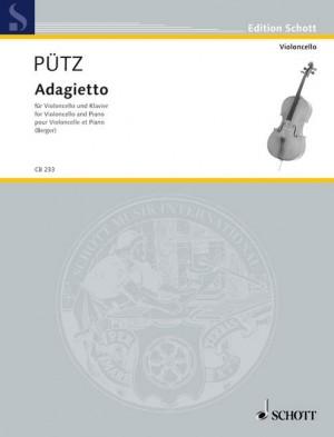 Puetz, E: Adagietto