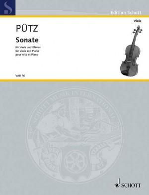 Puetz, E: Sonate