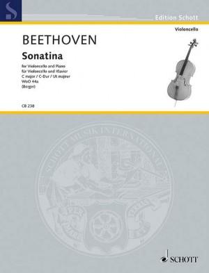 Beethoven, L v: Sonatina C major WoO 44a