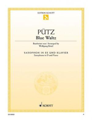 Puetz, E: Blue Waltz