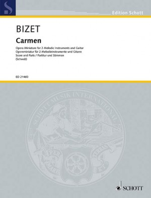 Bizet, G: Carmen