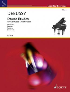 Debussy, C: Twelve Etudes