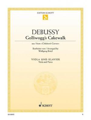 Debussy, C: Golliwogg's Cakewalk