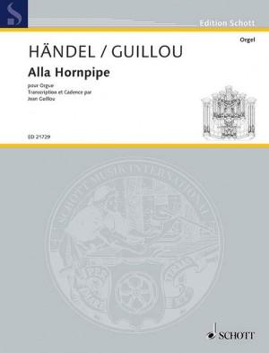 Handel, G F: Alla Hornpipe