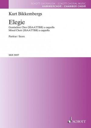 Bikkembergs, K: Elegie