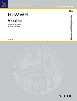 Hummel, B: Vocalise