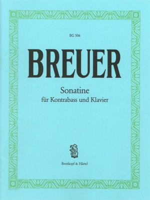 Breuer, H: Sonatina