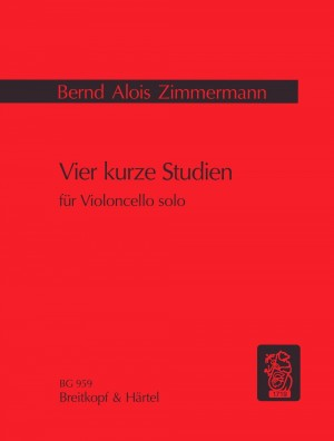 Zimmermann: Vier Kurze Studien