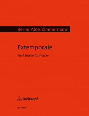 Zimmermann: Extemporale