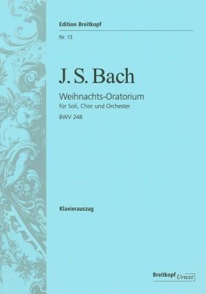 Bach, J S: Christmas Oratorio BWV 248  BWV 248