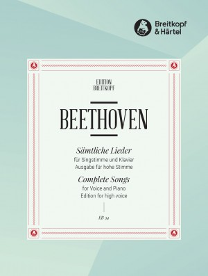 Beethoven, L v: Complete Songs