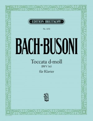 Bach, J S: Toccata in D minor BWV 565  BWV 565