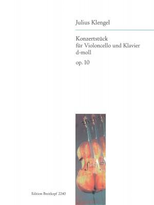Klengel: Konzertstück d-moll op. 10