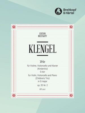 Klengel, J: Children's Trio in G major Op. 35 No. 2 op. 35 Nr. 2