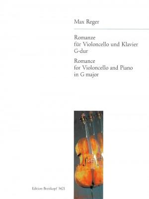 Reger, M: Romance in G major