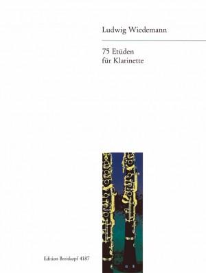 Wiedemann: 75 Etüden