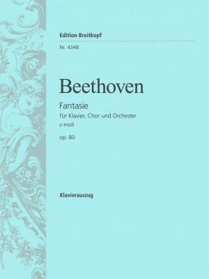 Beethoven: Chorfantasie c-moll op. 80