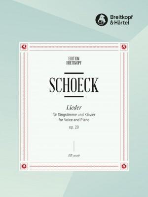Schoeck: Lieder op. 20