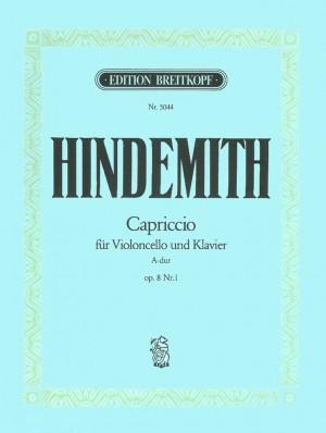 Hindemith: Capriccio A-dur op. 8/1