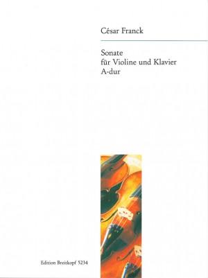 Franck, C: Sonata in A major