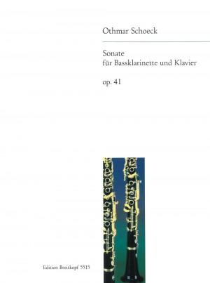 Schoeck: Sonate op. 41