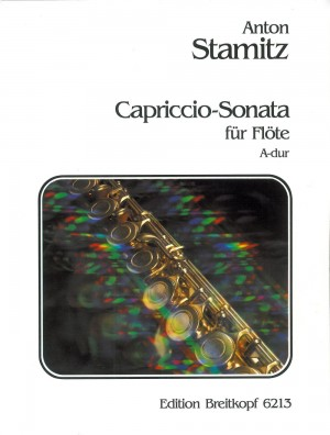 Stamitz, A: Capriccio-Sonata in A major