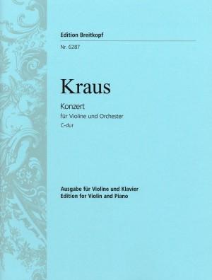 Kraus: Violinkonzert C-dur