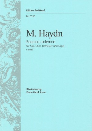 Haydn: Requiem Solemne c-moll