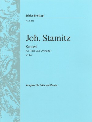 Stamitz: Flötenkonzert D-Dur