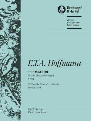 Hoffmann: Miserere b-Moll