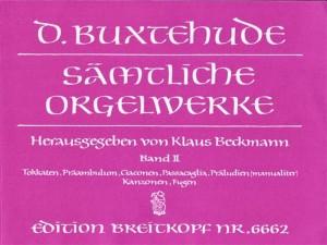 Buxtehude: Complete Organ Works Volume II