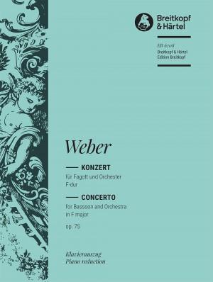 Weber: Bassoon Concerto F major op. 75
