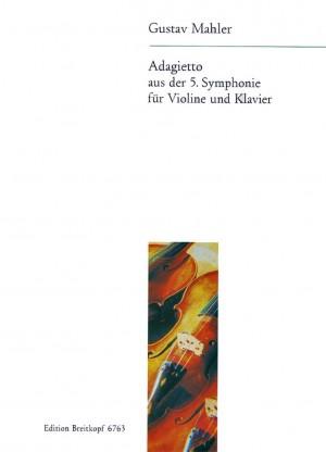 Mahler, G: Adagietto from Symphony No.5