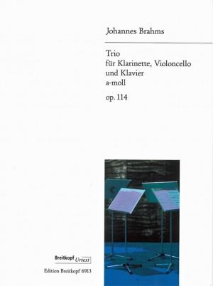 Brahms, J: Trio in A minor Op. 114 op. 114