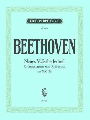 Beethoven: Lieder Verschiedener Völker