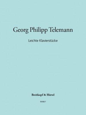 Telemann: Leichte Klavierstücke
